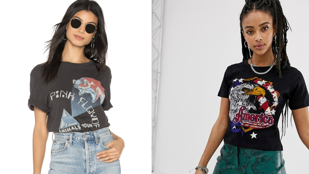 a9113b7798480e 15 Vintage Graphic Tees That'll Help You Ace Dad Style In A Totally  Different Way