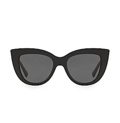 Legacy 51MM Cateye Sunglasses