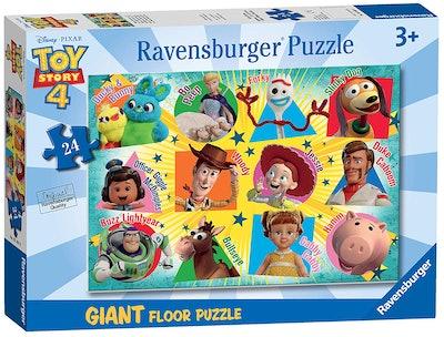 Disney Pixar 'Toy Story 4' 24 Piece Giant Floor Jigsaw Puzzle