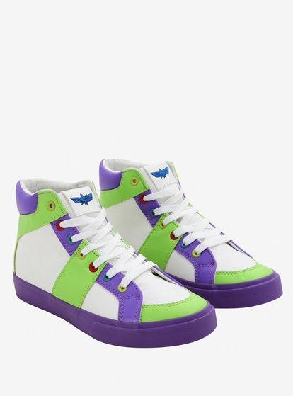 Buzz Lightyear Cosplay Sneakers