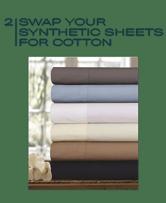 300-Thread-Count Premium Cotton Percale Sheet Set