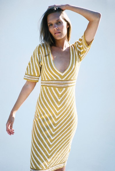 Maalai Midi Dress