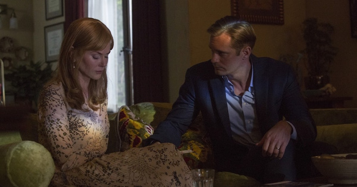 'Big Little Lies' Season 2 Will Explore Perry's Relationship With His Mom, According To Alexander Skarsgard