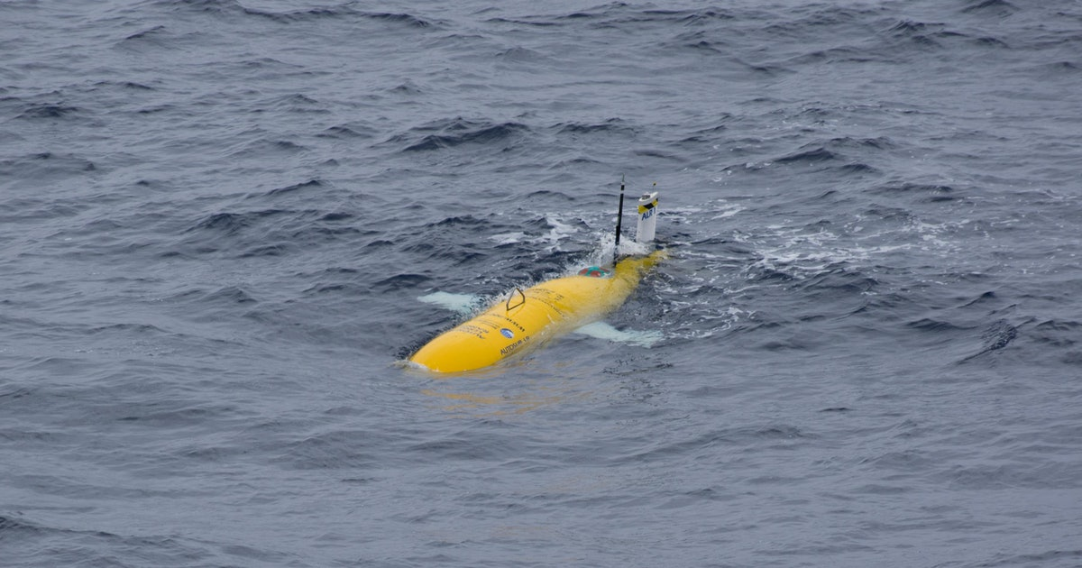 Boaty McBoatface makes climate change discovery that sheds light on rising oceans