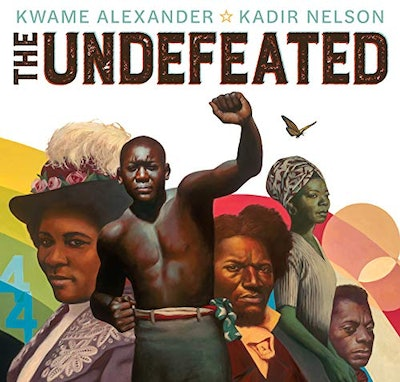 'The Undefeated' by Kwame Alexander, illustrated by Kadir Nelson