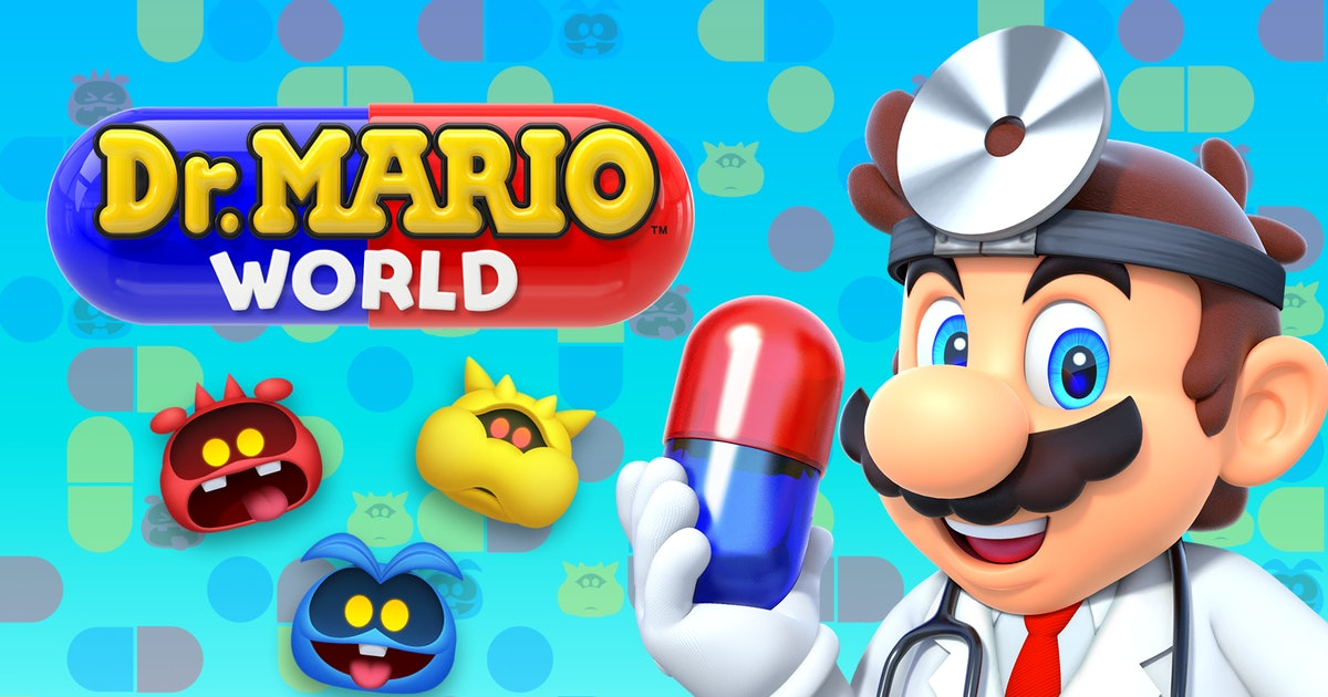 The 'Dr. Mario World' mobile game is Nintendo's next on-the-go release