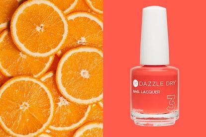 Nail Polish in Orange Sorbet