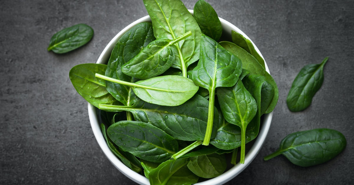 Recall On Frozen Spinach Sold Nationwide Issued Due To Concerns Of Possible Listeria Contamination