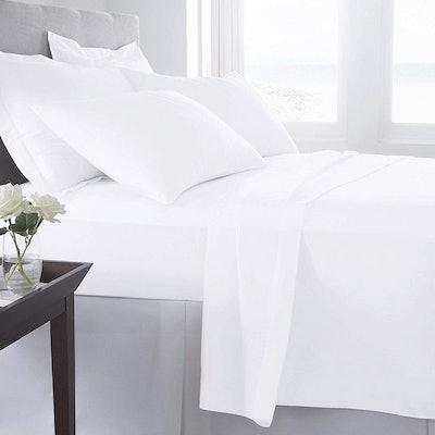 Pizuna Cotton Sheets, Queen