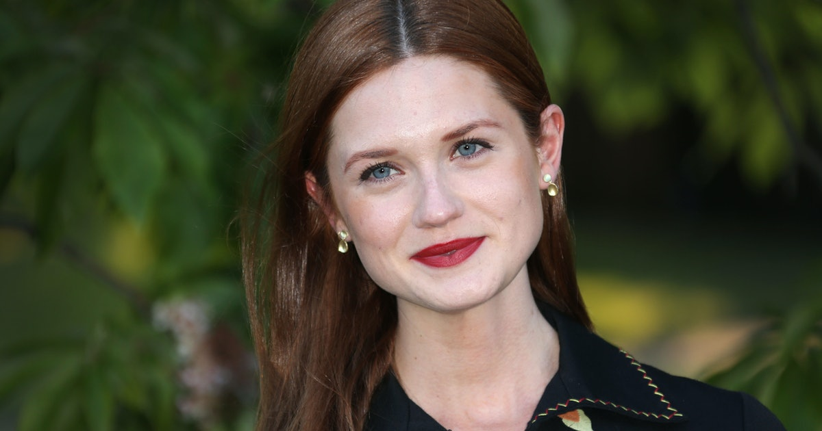 Bonnie Wright Is Encouraging Kids To Upcycle Their Toys & Save The Ocean