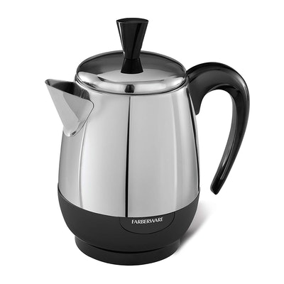 Farberware 2-4-Cup Stainless Steel Coffee Percolator