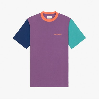 Color-Blocked Tee