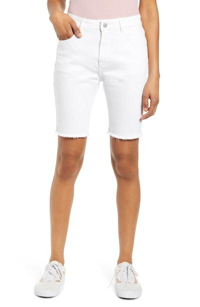 Jerry High Waist Bermuda Shorts