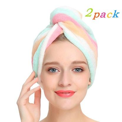 AuroTrends Hair Turban Wrap