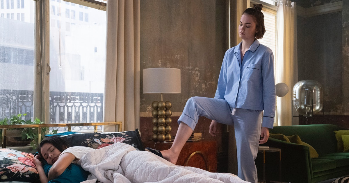 Mariana & Callie's Relationships On 'Good Trouble' Might Finally Be In A Good Place