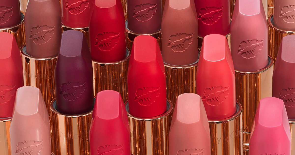 Charlotte Tilbury's Hot Lips 2 Shades Are Just As Iconic As The People Who Inspired Them