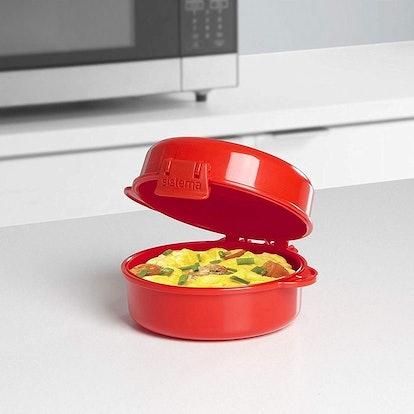 Sistema Microwave Egg Cooker