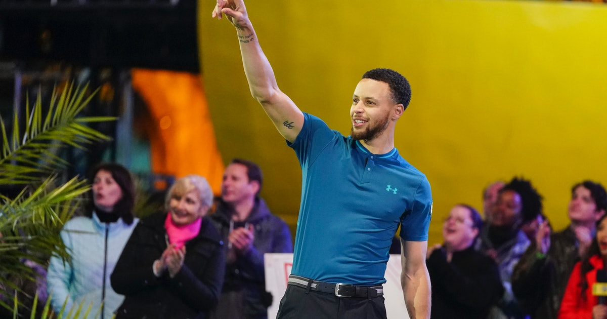 Steph Curry's 'Holey Moley' Mini Golf Game Show Is Like 'Wipeout' But With A Lot More Hole Puns