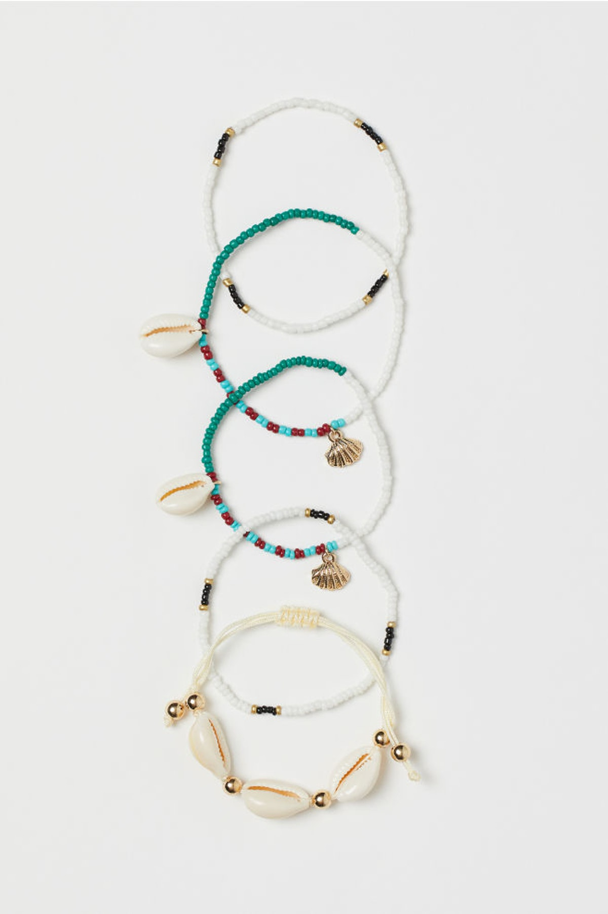5-pack Bracelets