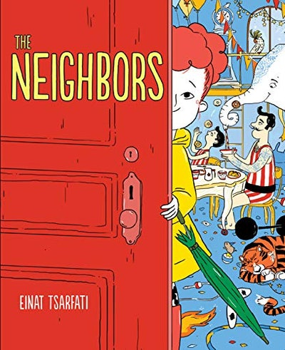 'The Neighbors' by Einat Tsarfati, translated by Annette Appel