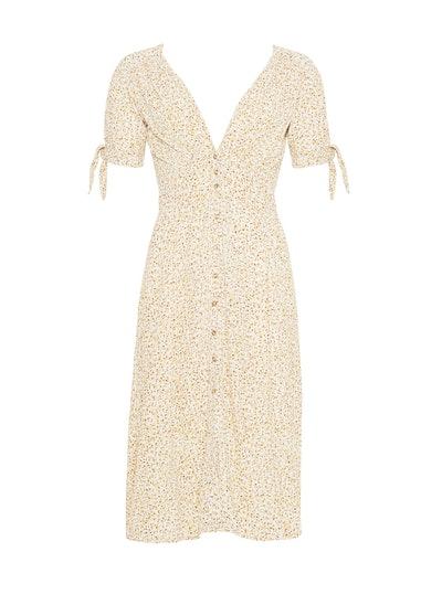 Dahlia Floral Print- Billie Midi Dress