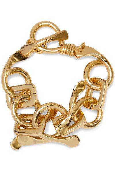 Dunya Gold-Plated Bracelet