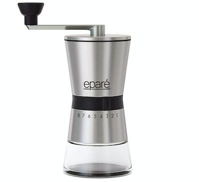 Eparé Manual Coffee Grinder With Conical Ceramic Burr