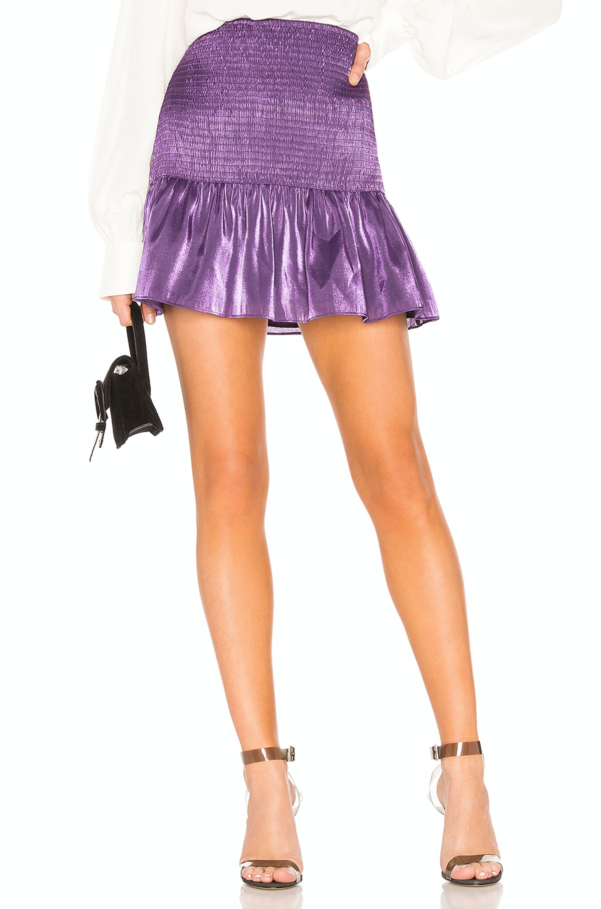 Lovers & Friends Allie Mini Skirt