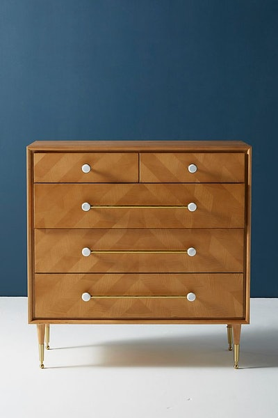 Nelson Five-Drawer Dresser