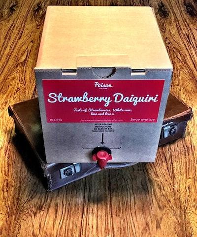 Strawberry Daiquiri 5L
