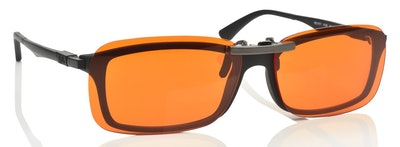 Spectra479 Clip-on Blue Blocking Amber Lenses for Sleep