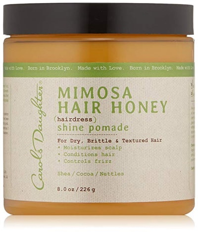 Carol's Daughter Mimosa Hair Honey Shine Pomade, 8 Ounces