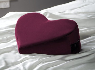 Liberator Decor Heart Wedge Pillow