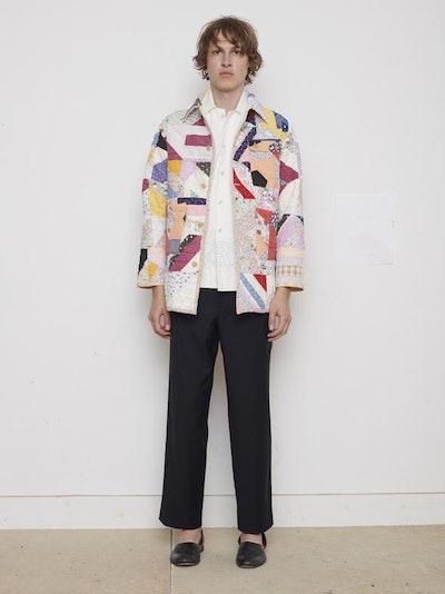 Patchwork Quilt Jacket