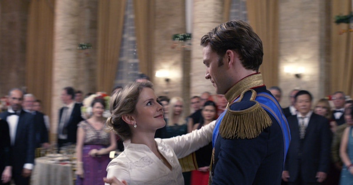 A Movie Like 'A Christmas Prince' Is Coming To Hallmark — And It's Written By The Same Woman