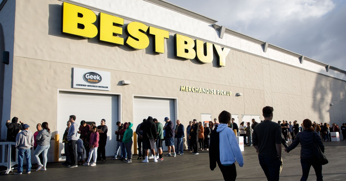 Apple and Best Buy pair up for device repairs so you no longer have to wait in line at the Genius Bar