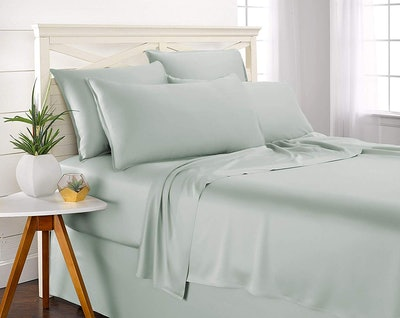 Pure Bamboo Sheet Set, Queen