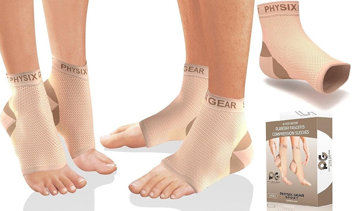 Phsyix Gear Sport Plantar Fasciitis Socks