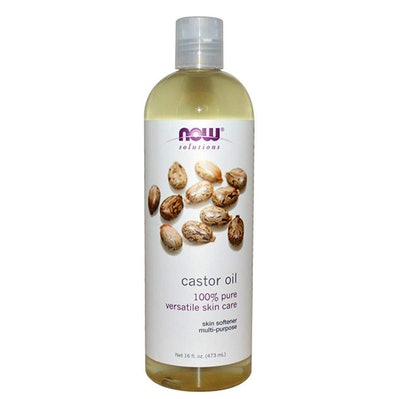 NOW Food 100 Percent Pure Castor Oil