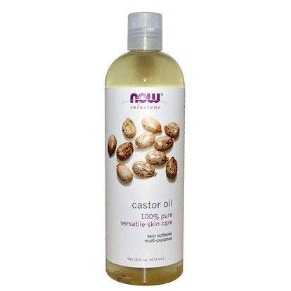 NOW Food 100 Percent Pure Castor Oil