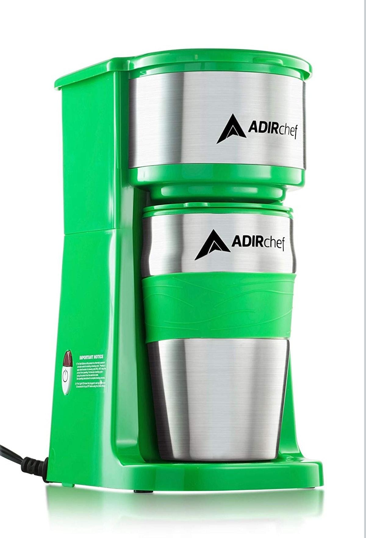 AdirChef Personal Coffee Maker