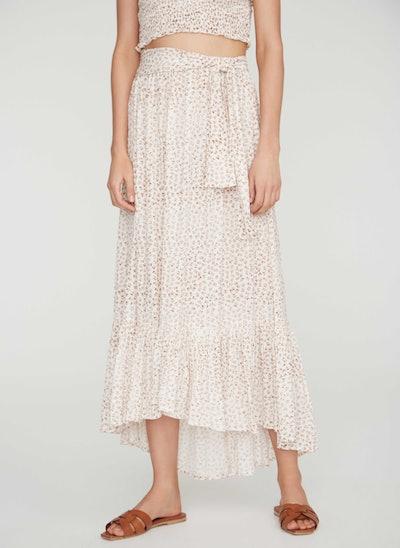 Rae Floral Print Sabila Skirt