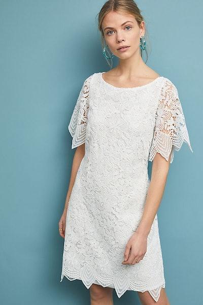 Charleston Lace Midi Dress