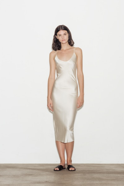 Call Slip Dress
