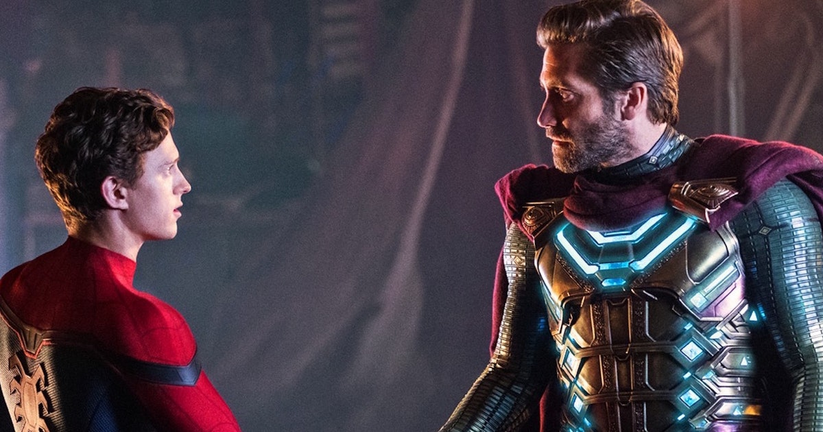The Latest 'Spider-Man: Far From Home' Trailer Makes Mysterio A New Avenger