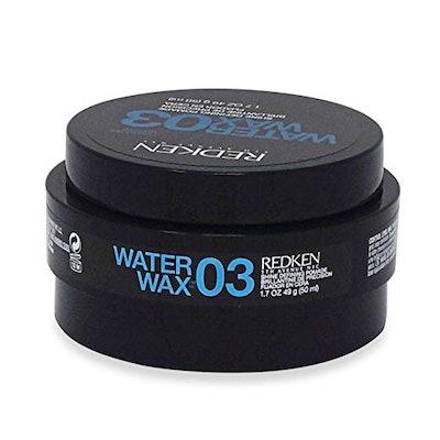 Redken Water Wax, 1.7 Ounces