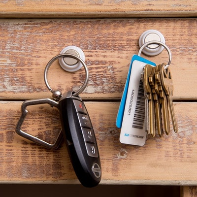 Tescat Magnetic Key Holders (6 Pack)