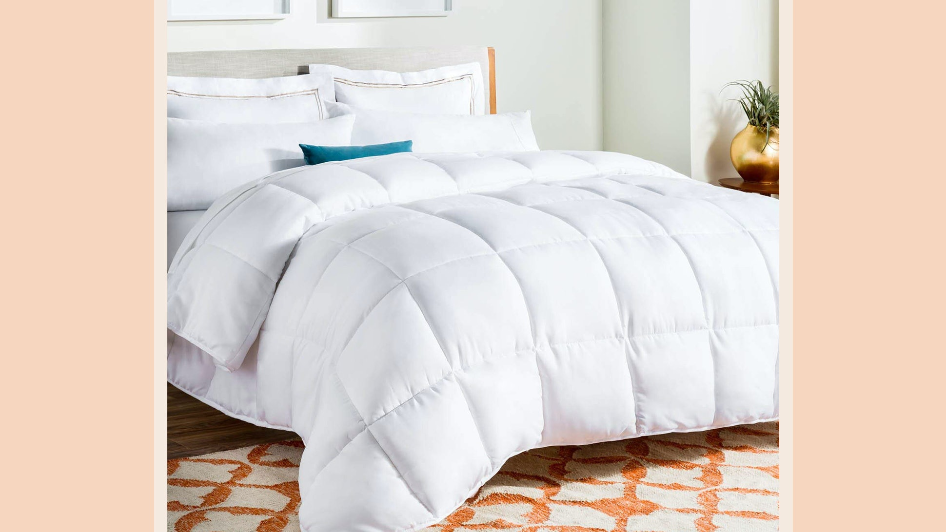 The 7 Best Fluffy Comforters