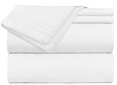Nestl Bedding Deep Pocket Sheet Set