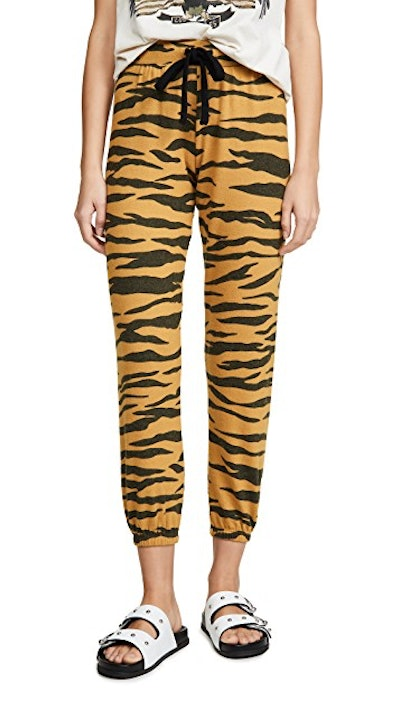 Brushed Tiger Joggers
